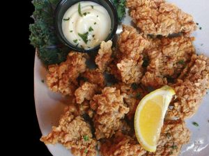 Don's Seafood Fried Alligator