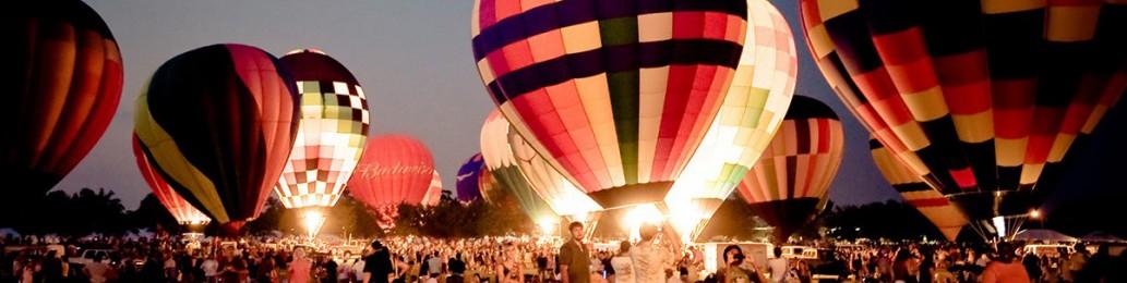 Ascension Hot Air Balloon Festival