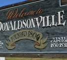 welcome to donaldsonville