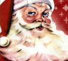 Santa Claus in Ascension