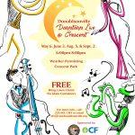 Donaldsonville DT Live Flyer
