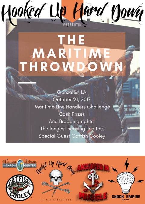 Maritime Throwdown Competition 2017
