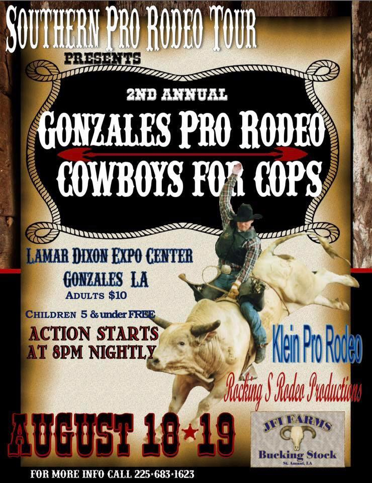 gonzales pro rodeo