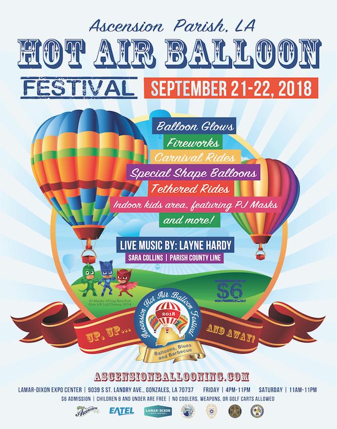 Balloon Fest Flyer
